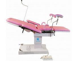 Electric obstetric table