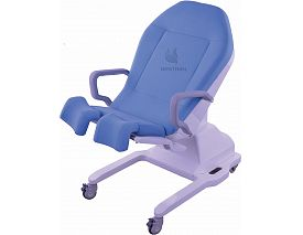 Gynecology examination chair