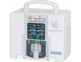 Double-Channel Infusion Pump