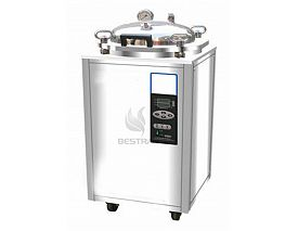 Autoclave de tipo clamshell