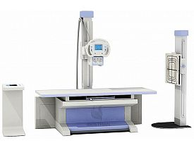 55KW X-ray Radiograph System