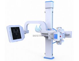 High Frequency Digital Radiography System,(85KW, 1000mA)
