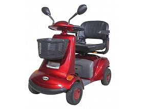 electric disabled mobility scooter